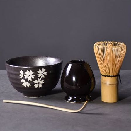 Matcha Tee Set Blume